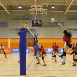 A la quinta fue la vencida para el CDU Granada de voleibol femenino
