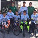 La Selección Andaluza de BMX participó en el Campeonato de España 2017