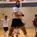 SIMA Peligros Fútbol Sala alcanza un triunfo autoritario ante su público