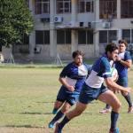 El primer triunfo de la temporada llegó para el CDU Granada rugby (34-20)
