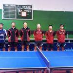 El Club Tenis de Mesa La Zubia planta cara a Ripollet en División de Honor