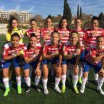 El Granada CF Femenino sin paliativos ante Pozoalbense (9-1)