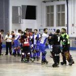 El Club Hockey Patín Cájar a punto de sorprender al favorito CH Burguillos