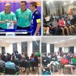 Peligros Fútbol Sala de la mano de Antonio Valentín organiza coloquios arbitrales