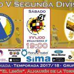 SIMA Peligros Fútbol Sala acomete territorio maldito en esta jornada