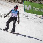 Josito Aragón a por la Copa de Europa de Kaunertal en snowboard