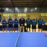 CTM La Zubia, en División Honor tenis de mesa, no tuvo opciones en Mijas