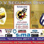 SIMA Peligros Fútbol Sala ante un auténtico combate de púgiles
