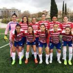 El Granada CF Femenino finaliza la primera vuelta con una contundente victoria