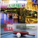 CTM La Zubia afronta el Campeonato de Andalucía de tenis mesa con opciones