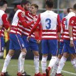 El Granada B adquiere un gran nivel ante el Villanovense (3-1)