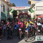 El Circuito BTT Media Maratón Ciclismo de Granada ya está en marcha