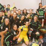 El Granada CF Femenino obtiene el sobresaliente en Huelva