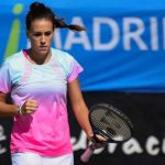 Nuria Párrizas pasa la primera ronda en Sharm El Sheikh torneo de tenis