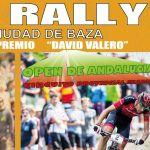 La ciudad de Baza será la sede decisiva del Open de Andalucía BTT Rally 2018