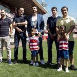 Una campaña basada en abonados y leyendas presentada por el club