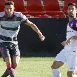 El partido-entrenamiento entre Granada CF y Real Jaén cae de lado rojiblanco (2-0)