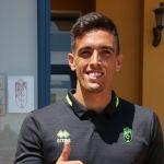 Un nuevo fichaje para el Granada CF en la línea central defensiva, José Antonio Martínez