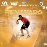 SIMA Peligros Fútbol Sala renueva experiencia en su portería con Ñoño