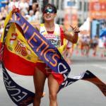 La granadina de Orce, María Pérez campeona de Europa de 20 km marcha