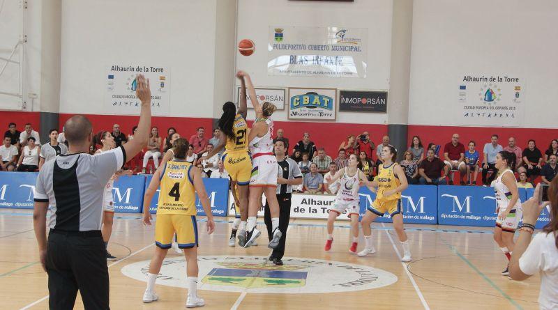 La Liga 2 Femenina de baloncesto define los encuentros para el Raca Granada