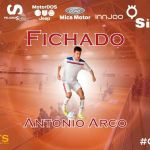Antonio Arco ficha por el SIMA Peligros Fútbol Sala