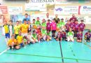 Futsalhendin siembra en la base del fútbol sala granadino