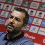 Diego Martínez ofrece los elegidos para viajar en la cuarta jornada