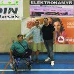 Elektrokamyr renueva su patrocinio con Futsalhendín