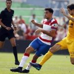 Un equilibrado duelo cae del lado de UCAM Murcia ante Recreativo Granada (0-1)