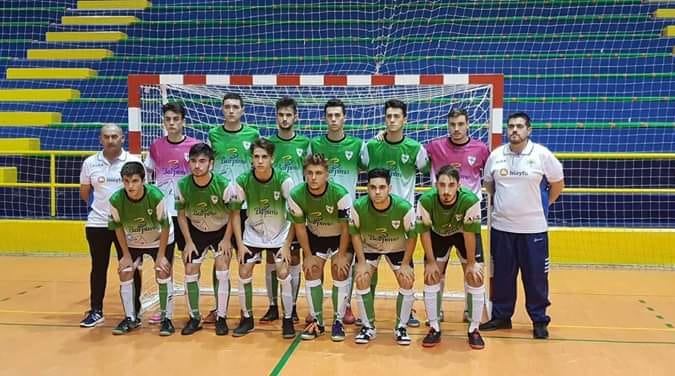 Barpimo Futsal Alhendín Juvenil toma impulso en Ceuta