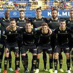 El Alcorcón supera a un Granada CF mermado con uno menos y un penalti en contra