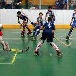 La visita del Club Hockey Patín Cájar a Fuengirola resultó muy fructífera