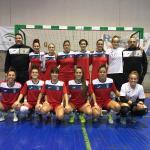 El Albolote Futsal femenino consigue su primera victoria en la liga
