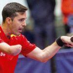 Jose Manuel Ruiz consigue el oro en el Spanish Costa Brava Open de tenis mesa