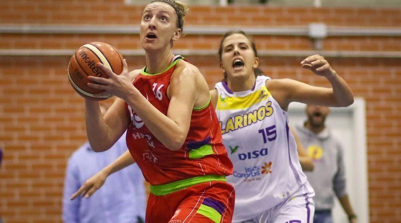 El Grupo Hafesa RACA competirá en el nuevo grupo B de la Liga Femenina 2
