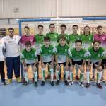 Barpimo Futsalhendin juvenil triunfa en un choque totalmente granadino