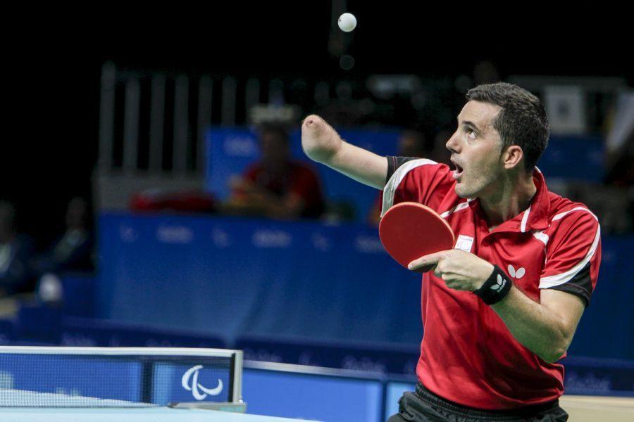 José Manuel Ruiz, el palista accitano, consigue el bronce en el Open de España