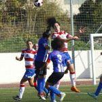 El Granada CF Femenino impone autoridad y buen juego ante el CD Hispalis