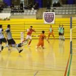 La zona almeriense resultó un muro infranqueable para el SIMA Peligros Fútbol Sala