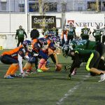 Granada Lions Junior intentará resistir el asalto de Corsarios en fútbol americano