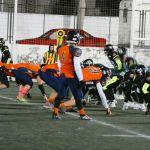 Granada Lions junior quiere reponerse ante Potros en fútbol americano