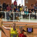 El Grupo Hafesa Raca Granada gana con ilusiones renovadas a un rival difícil