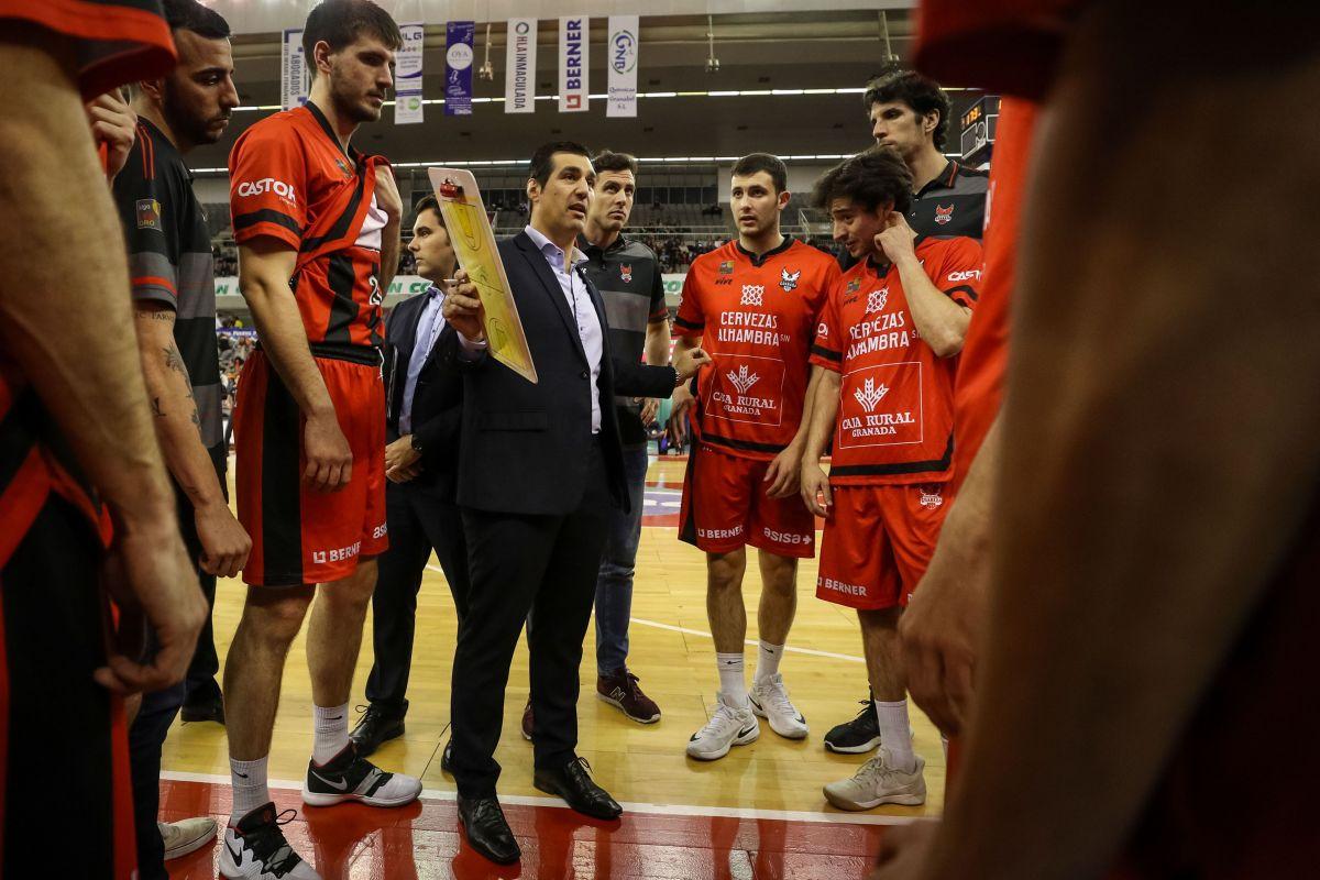 El parcial inicial rompe las aspiraciones de triunfo del Coviran Granada ante Valladolid