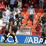 El Granada CF conquista los tres puntos ante un combativo CD Lugo en el Anxo Carro