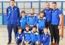 Los Prebenjamines del Club Hockey Patín Cájar son campeones de la Liga Andaluza
