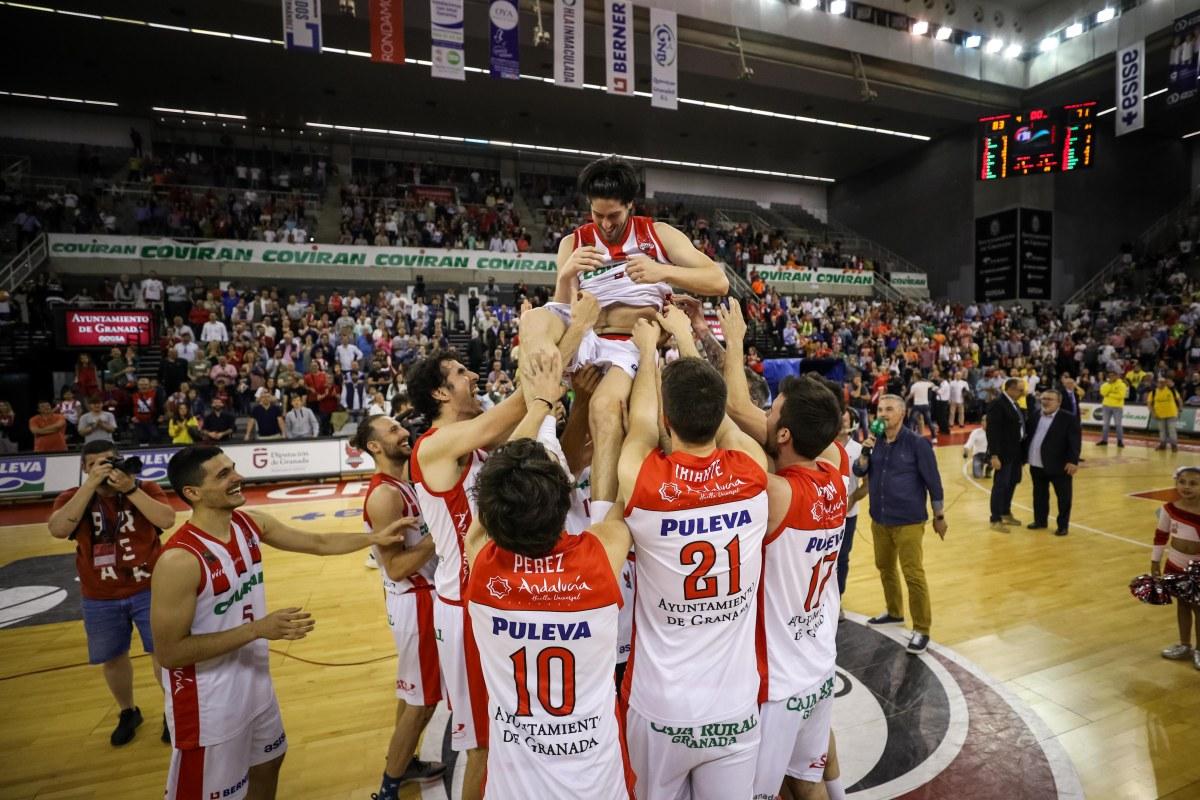Coviran Granada equilibra la eliminatoria y lleva la serie al definitivo quinto partido