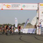 Andalucía cosecha medallas en la jornada del Campeonato de España Escolar de ciclismo