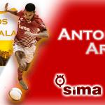 Antonio Arco renueva con el SIMA Peligros Fútbol Sala