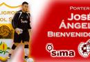 José Ángel Gutiérrez regresa a SIMA Peligros Fútbol Sala para reforzar la portería